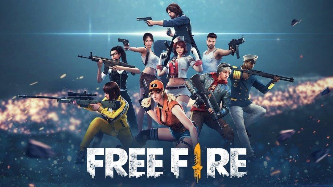 Free Fire Personajes