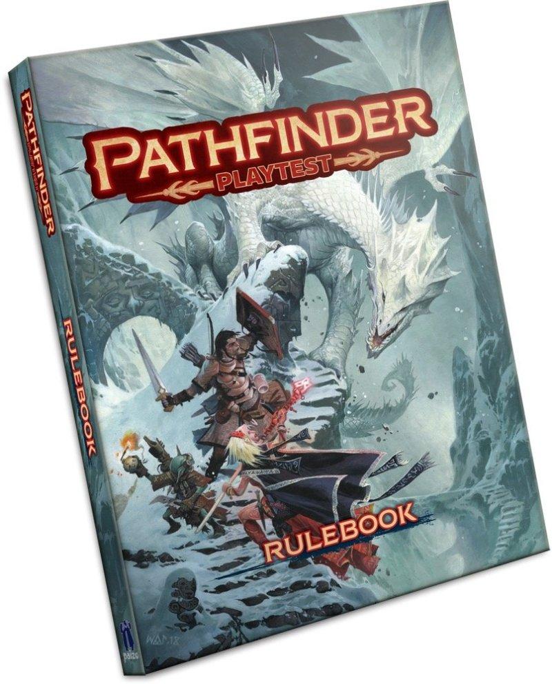 Pathfinder - Los Mejores Juegos de Rol del 2018