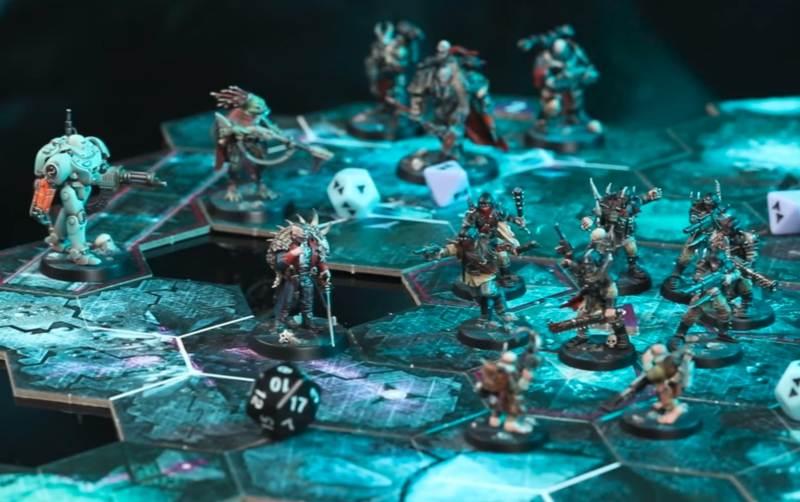 Blackstone Fortress Warhammer 40000