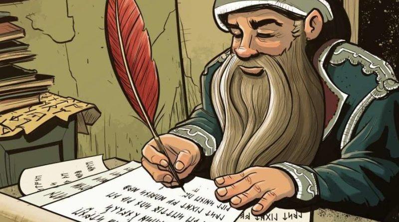 Quill Portada Coal & Parchment