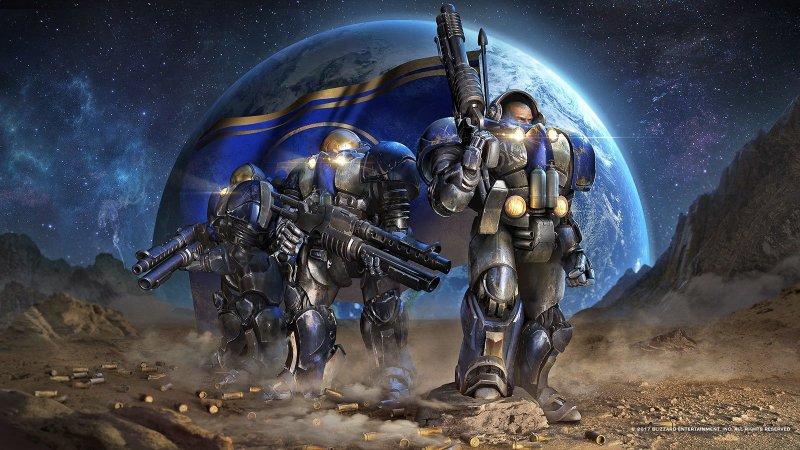 Juego de Rol de Starcraft
