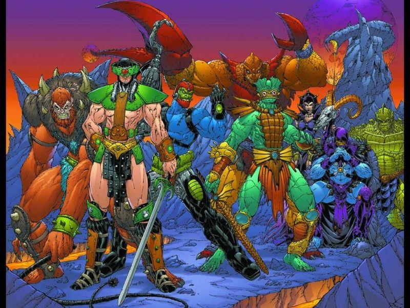 Villanos de Los Amos del Universo