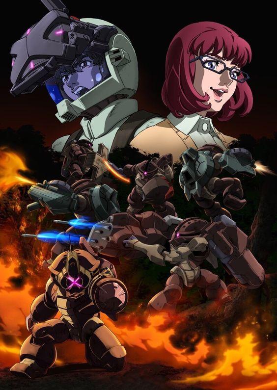 Gundam Thunderbolt Zeon