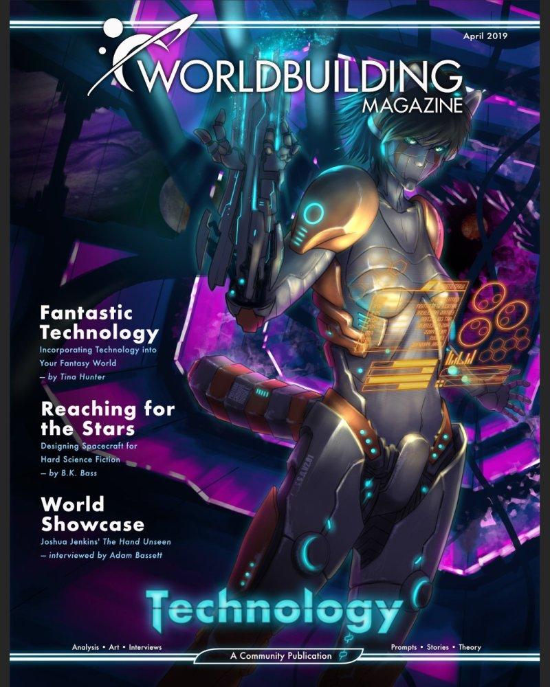 Worldbuilding Magazine Technology