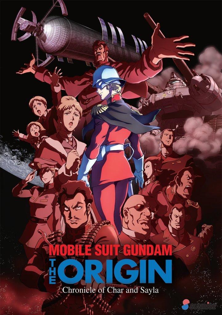 Char Aznable Gundam The Origin