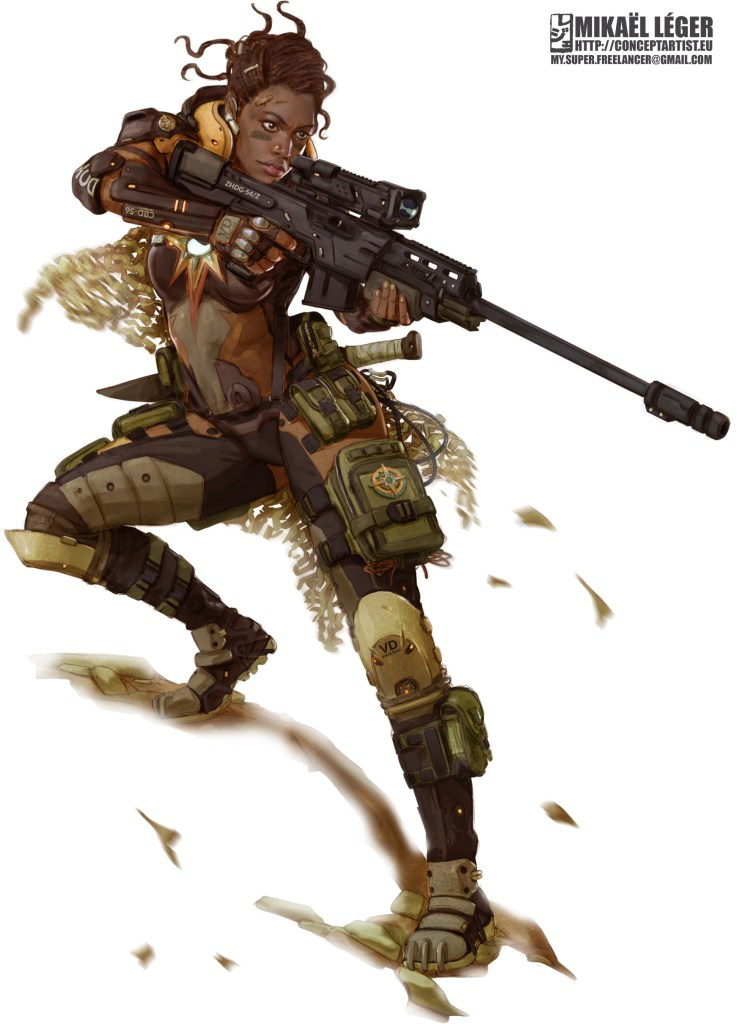Starfinder Personaje