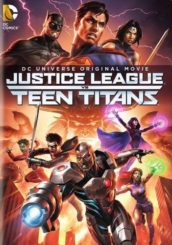 Jutice Legaue Vs Teen Titans