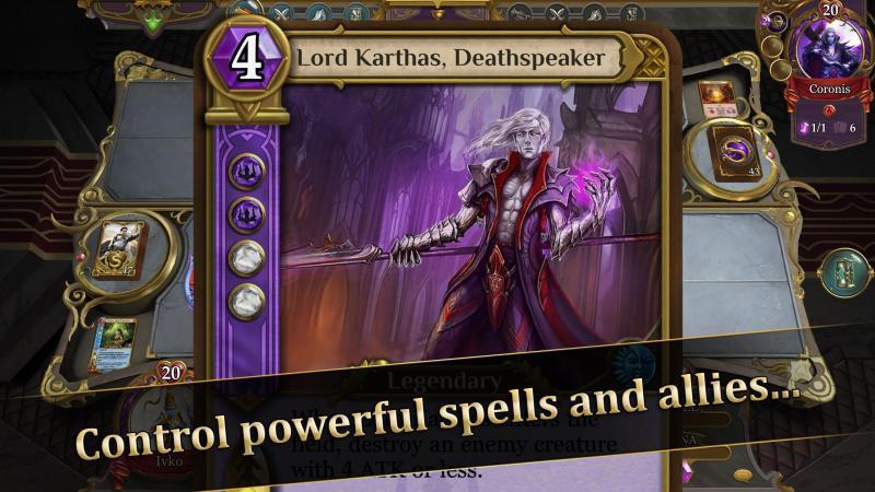 Spellweaver Lord Kartas