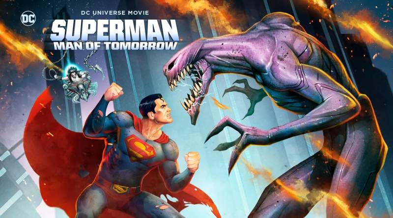 Superman Man of Tomorrow