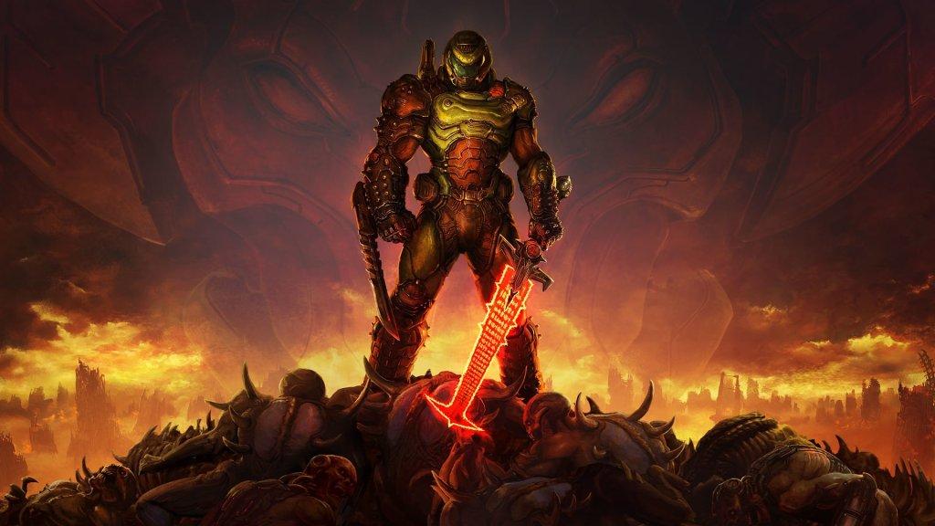 Doom Eternal Doom Slayer