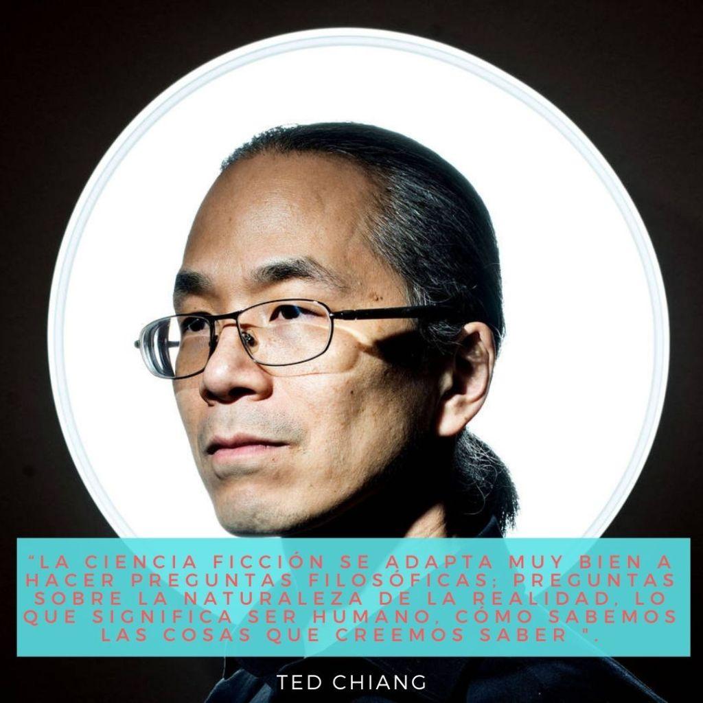 Ted Chiang Cita