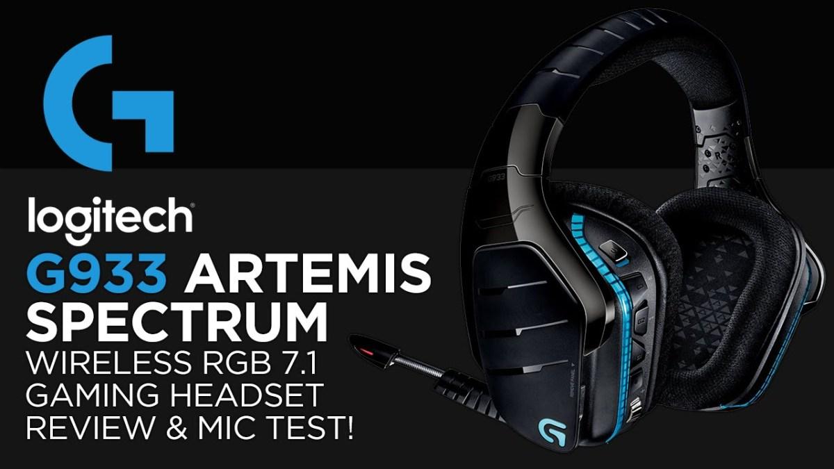 Logitech G933 Artemis Spectrum
