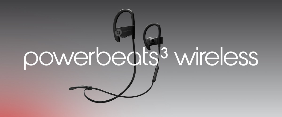 Beats by Dr. Dre Powerbeats3 Wireless: recensione