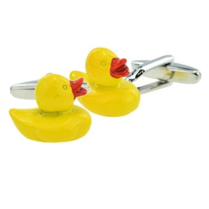 Duck Shaped Cufflinks