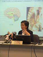 香港中文大學心理學系研發早期老人癡呆癥評估工具