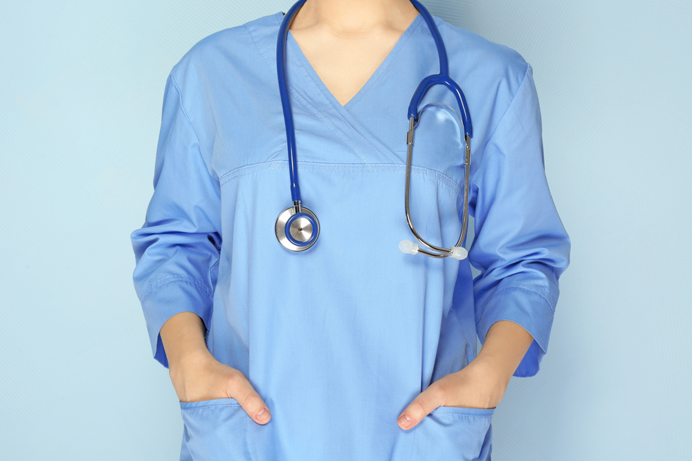 La pequeña historia de Paqui, una enfermera supervisora