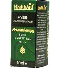 Aceite aromaterapia mirra