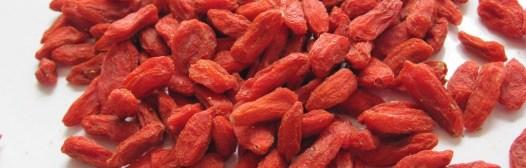 Las bayas goji tienen un sinfín de efectos medicinales