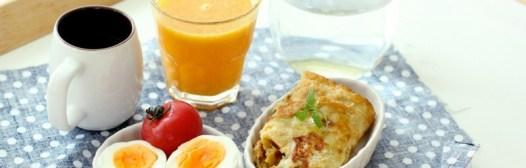 desayuno proteico