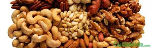 frutos secos acidos grasos esenciales
