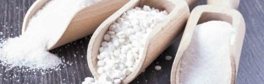 edulcorantes artificiales pastillas polvo