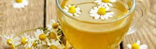 Manzanilla como remedios natural