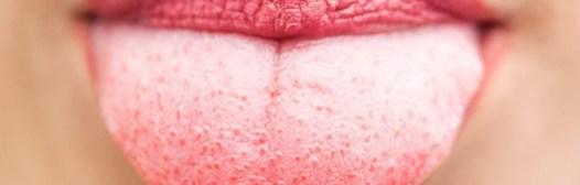 lengua blanca saburral