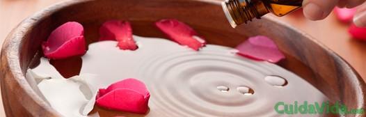 aceite rosas aromaterapia