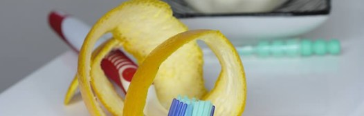 blanquear dientes piel naranja