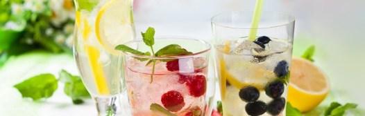 infusiones frias hidratacion agua