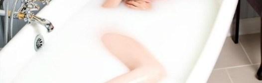 bañera avena