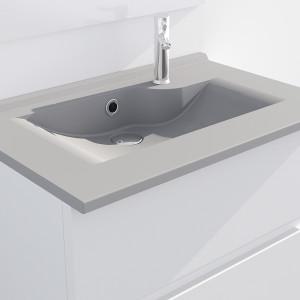 plan vasque resiplan 105 cm avec