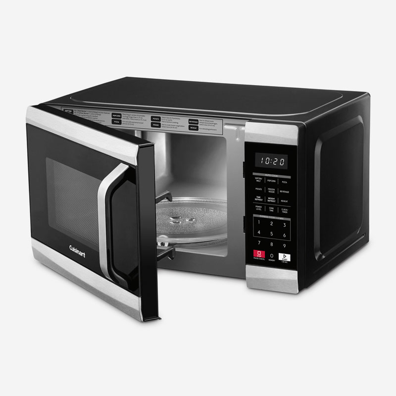 compact microwave oven ca cuisinart