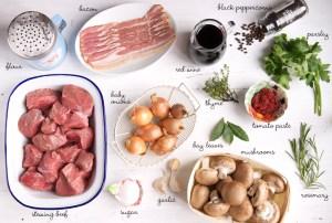 boeuf-bourguignon-ingredients