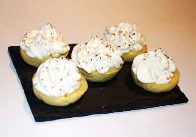 Recette de Mini Cupcakes apéritifs au Chèvre