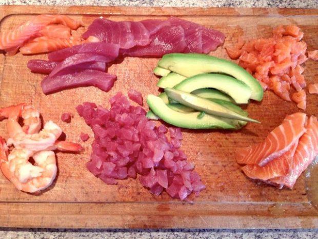 sushis préparation 2 620x465 - Sushis faciles à faire soi-même