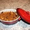 Recette de Petites cocottes de Crumble aux Pommes