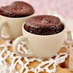 Recette de Mug cake au Nutella