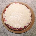tarte fraise creme prepa 3 - Tarte aux fraises crémeuse façon fraisier