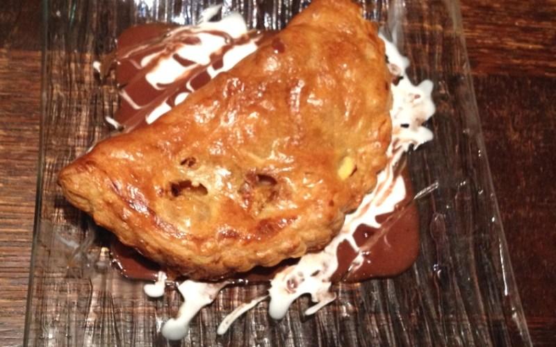 chaussons pommes amandes - Zebra cake vanille-chocolat (Gâteau zébré / tigré)