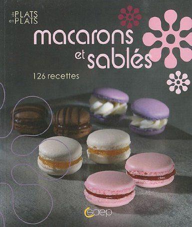 Macarons et sablés