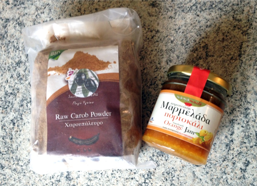 Recette de Petits pains à l'orange et à la farine de caroube
