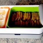 bento pommes poelees miel 5 - Bento Fromage blanc et Pommes poêlées au miel