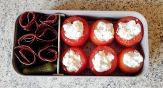 bento viande grisons tomates farcies 1 - Partenariats
