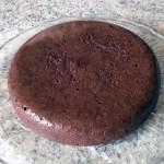 fondant chocolat poire prepa 3 - Gâteau fondant chocolat et mousse de poires