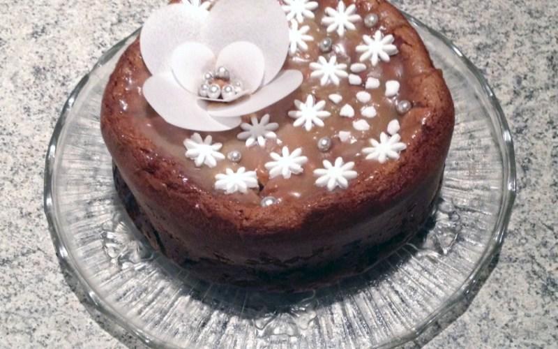 gateau moelleux pommes 1 - Zebra cake vanille-chocolat (Gâteau zébré / tigré)