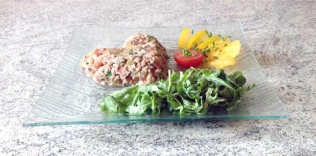 tartare thon tomates 2 - Dossier : Recettes pour la Saint-Valentin