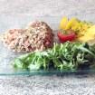 Recette de Tartare de tomates au thon