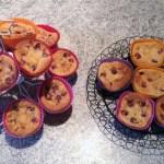 clafoutis griottes muffins 2 - Petits clafoutis aux griottes façon muffins