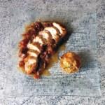 Recette de Filets de poulet aux légumes du soleil
